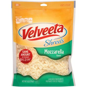 Velveeta Shreds Mozzarella Flavor Cheese