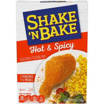 Shake 'N Bake Hot & Spicy Seasoned Coating Mix