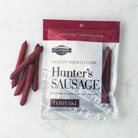 Omaha Steaks 1 (4 oz. pkg.) Teriyaki Pork Hunter's Sausage