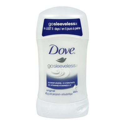 Dove Go Sleeveless Original Antiperspirant