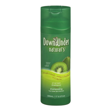 Down Under Natural's Shampoo