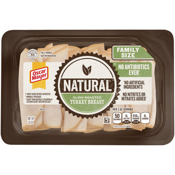 Oscar Mayer Natural Slow Roasted Turkey Breast