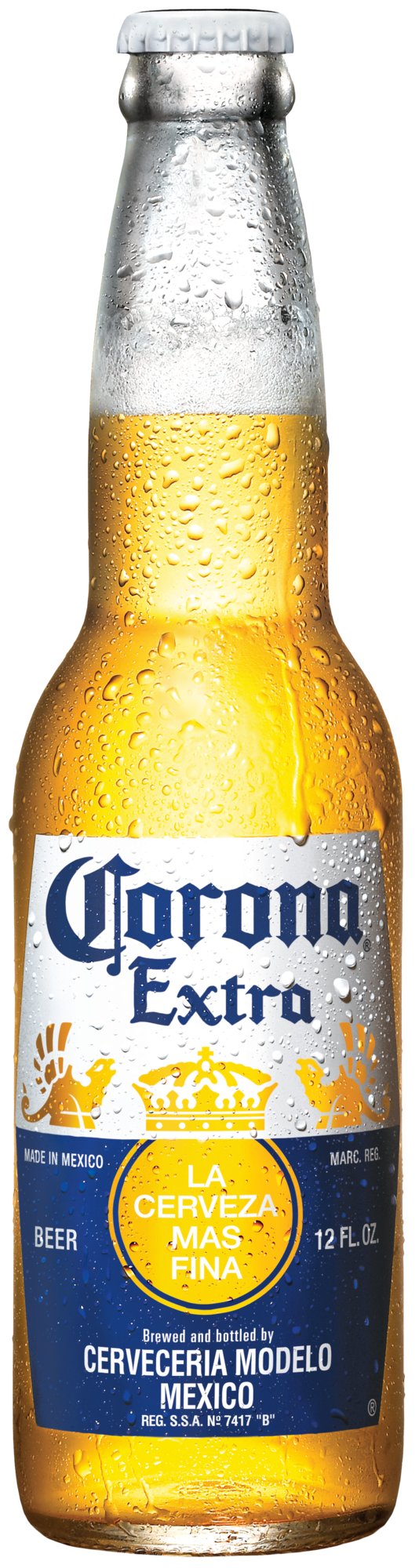 Corona Extra Mexican Import Beer 4.6% ABV