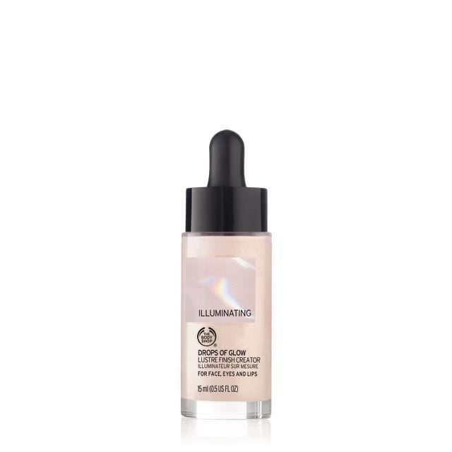 THE BODY SHOP® Drops of Glow Lustre Finish Creator