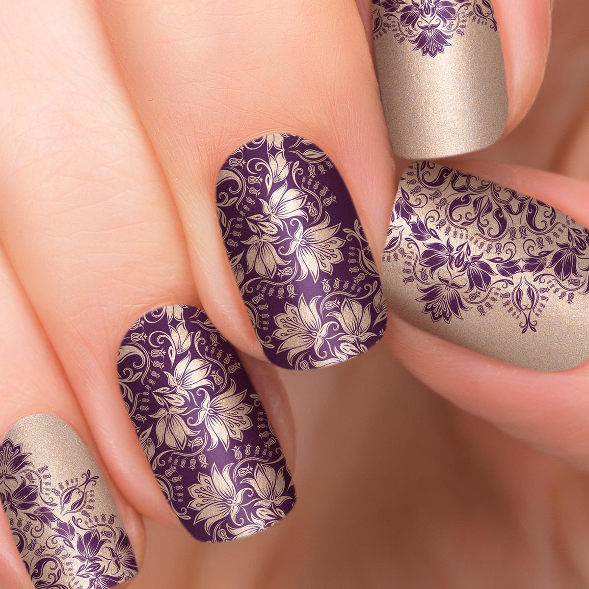 Incoco.com Incoco Nail Polish Strips, Duchess