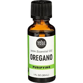 Whole Foods Market, 100% Essential Oil Oregano, 1 oz