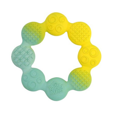 Bright Starts Soothe Around Teether, Yellow