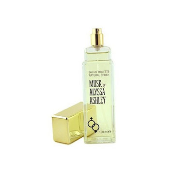 Alyssa Ashley Musk By Alyssa Ashley For Women. Eau De Toilette Spray 3.4 Ounces