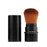 Foundation Powder Makeup Brush Set Gold Blush Cosmetics Brushes Black