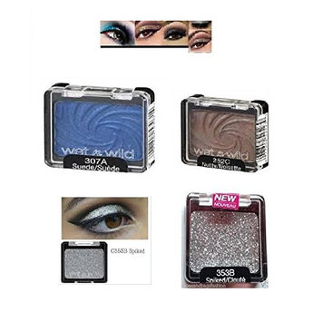 Fantasy Makers Eye Shadow Glamour Kit 3 colors 252C, 307A and 353B