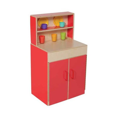 Kid's Play Kids Classic Deluxe Cabinet w Shelves