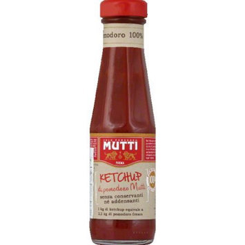 Mutti Ketchup 12oz Pack of 6