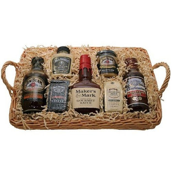 'Hit the Sauce' Gourmet Gift Basket for Thrilling Grilling : Grocery & Gourmet Food