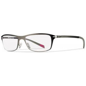 SMITH Eyeglasses EMERY RX Dark Ruthenium 51MM