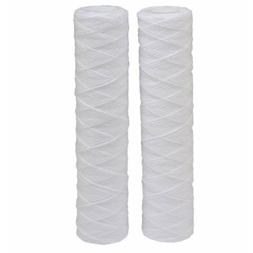 HDX Water Filters String Wound Household Filter (2-Pack) HDX2SF4