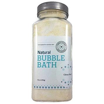 Marina Cottage Soap Co. Organic Powdered Bubble Bath, Citrus No. 7