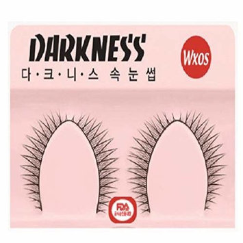 Darkness Faux Eye Lashes (WXOS) 10ea Set K-Cosmetics