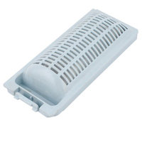 Baby Blue Plastic Box Nylon Mesh Bag Lint Filter for Haier Washing Machine