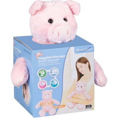 Leader Light Limited Health Touch Pig Huggable Massager
