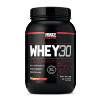 Force Factor WHEY30 - Fruity Cereal Milk