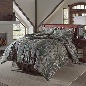 Xtra Green Camo Camouflage Sheet Set (Comforter sold separately) KING by Realtree