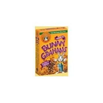 Annie's Homegrown Chocolate Chip Bunny Grahams 7.5 oz (Pack of 12)