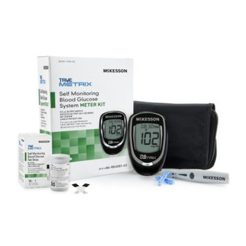 Self Monitoring Blood Glucose System McKesson TRUE METRIX