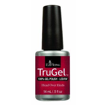 Ez Flow Trugel 4th Launch Nail Lacquer, Head Over Heels, 0.5 Fluid Ounce