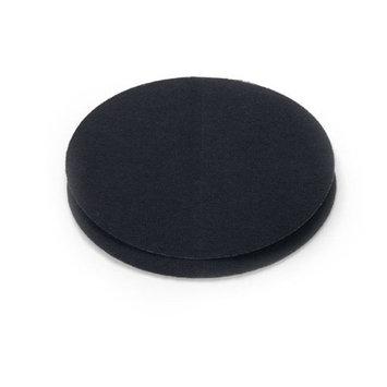 Garment Guard Disposable Underarm Shields in Grand Size, Black - 5 ct