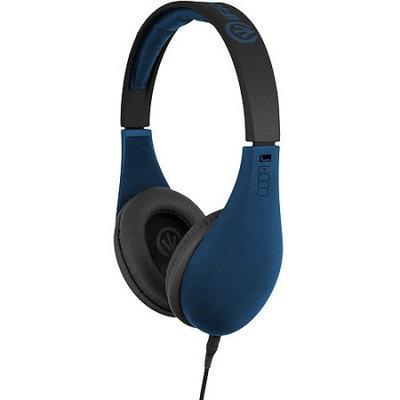 iFrogz Audio Coda Headphones with Mic Blue