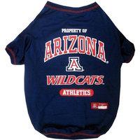 Arizona Wildcats Dog T-Shirt