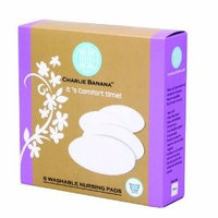 Charlie Banana Nursing Pads, Black 889273