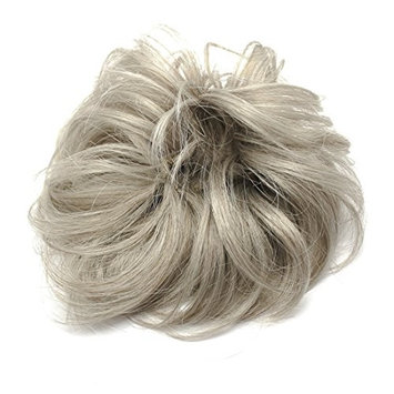 MERRYLIGHT Updo Fast Bun Elastic Messy Chignon Hairpieces For Women