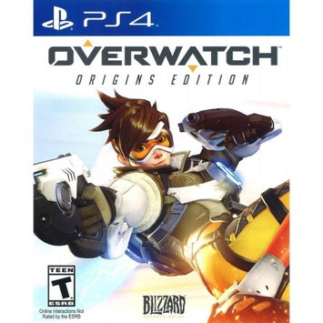 Blizzard Entertainment Overwatch Origins Edition - Pre-Owned (PS4)