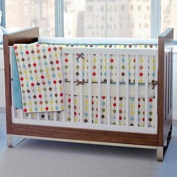 Skip Hop Mod Dot 4 Piece Crib Bedding Set