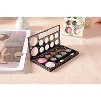 Box 10 Color Eye shadow Pigments Palette Eye Makeup Eye Shadow Palette Cosmetic Makeup Set Nude Eye Shadow