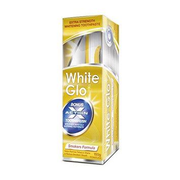 White Glo Smokers Formula Whitening Toothpaste (100ml)