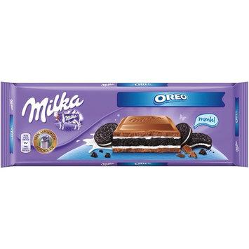 Milka Chocolate Oreo, Large Bar 300g (Oreo)