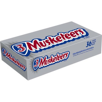 Ddi 3 Musketeers Chocolate Candy Bar - 36 ct.