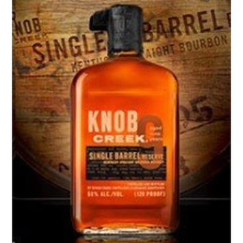 Knob Creek Bourbon Reserve Single Barrel 9 Year 750ML