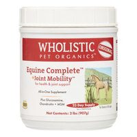 Wholistic Equine Complete + Joint Mobility, 2 Lb