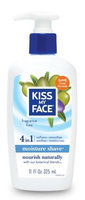Kiss My Face 0587931 Moisture Shave Fragrance Free - 11 fl oz