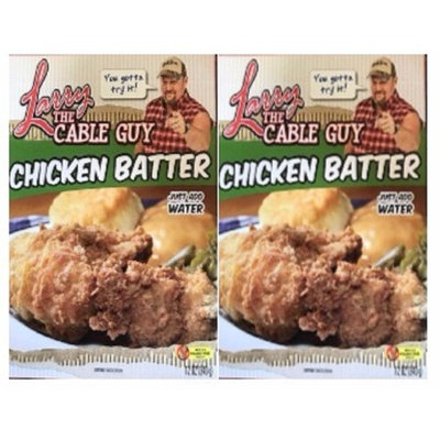 Original Chicken Batter Larry the Cable Guy 12 Ounce Ea Pack of 2