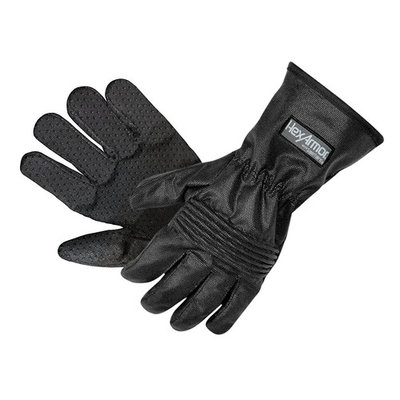 Polyco HEX3041/L HexArmor Hercules NSR Work Gloves, 1 Pair, Size 9/Large, Black