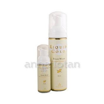 Anna Lotan Liquid Gold Foam Wash (200ml)