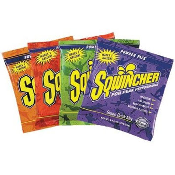 Sqwincher Powder Packs, Fruit Punch, 47.66 oz, Pack