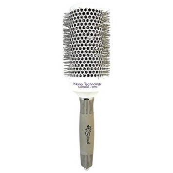 Strands Color Strands Nano Technology Ceramic Ionic Brush 2 inch (53mm) - Pack of 5