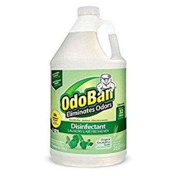 OdoBan Disinfectant Odor Eliminator and All Purpose Cleaner Concentrate, 1 Gal, Original Eucalyptus