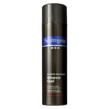 Neutrogena Men Razor Defense Shave Gel, 7 Ounce