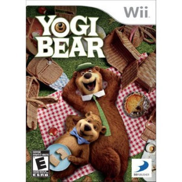 D3 Publisher Yogi Bear: The Movie (Nintendo Wii)